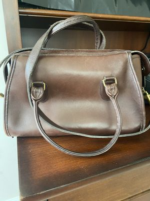 Coach Broadway Madison Brown Doctors Bag for Sale in Upper Marlboro, MD