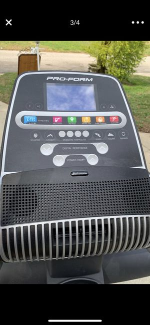 Elliptical machine pro form for Sale in Seminole, FL