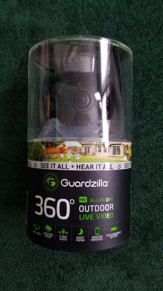 Guardzilla indoor outdoor camera