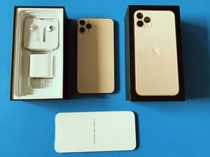 $600 Apple iPhone 11 Pro Max - 256GB - GOLD(Unlocked) A2161 (CDMA + GSM) for Sale in Memphis, TN