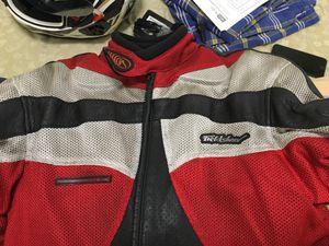 Fieldsheer Leather Motorcycle Jacket for Sale in Hawthorne, CA