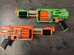 Nerf Guns Dart Tag (All Darts Included) for Sale in Tracy, CA