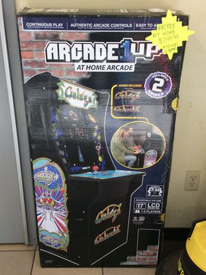 ARCADE 1UP INCLUDES 2 GAMES AT HOME ARCADE for Sale in Phoenix, AZ