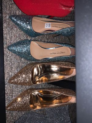 Glitter heels for Sale in Tampa, FL