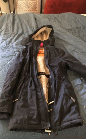 Navy blue parka for Sale in Los Angeles, CA