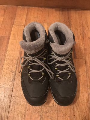 Salomon Women's Snow Boot Kaina CS Waterprood size 8.5 for Sale in Tacoma, WA