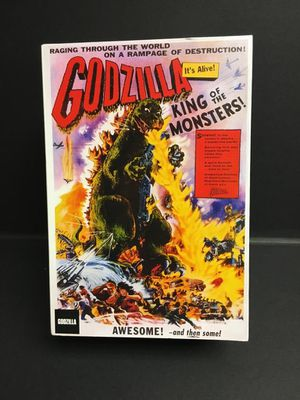 Godzilla King Of The Monster Figure Action for Sale in Dallas, TX