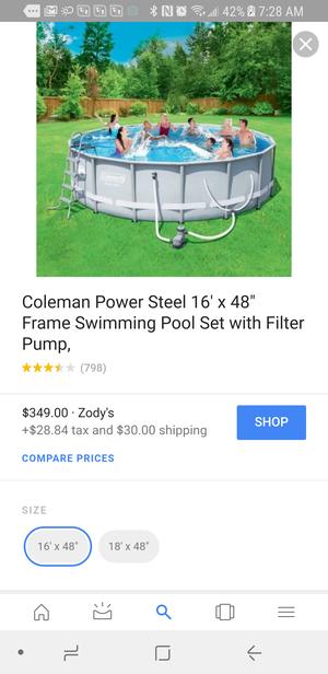 Swimming pool for Sale in Garden City, MI