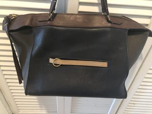 CELINE Navy Blue Tri-Color Leather Small Ring Bag for Sale in Miami Beach, FL