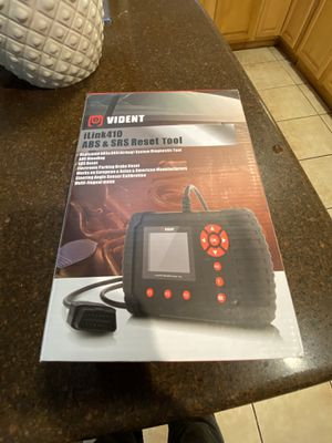 VIDENT iLINK400 Multi-System Scan Tool for Sale in Whittier, CA