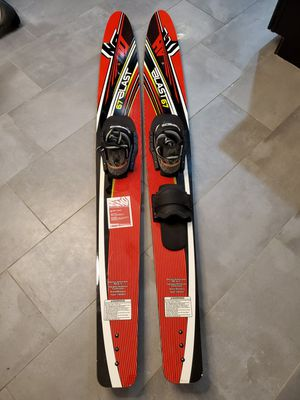 Like New Water Skis for Sale in Irving, TX