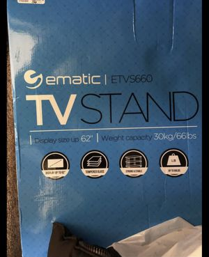 TV stand hold up to 62 inch TV for Sale in Versailles, KY
