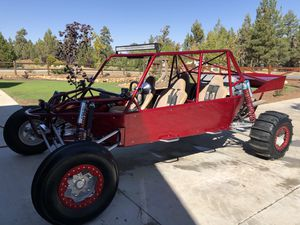 Long travel sand car and enclosed trailer for Sale in Big Bear, CA