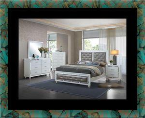 11pc Mackenzie bedroom set with mattress for Sale in Hyattsville, MD