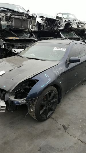 2004 Infiniti g35 (parts only) for Sale in San Diego, CA