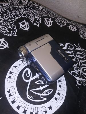Polaroid digital video camera for Sale in San Bernardino, CA