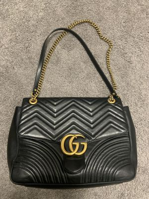 Women Large Black Gucci Bag for Sale in Philadelphia, PA