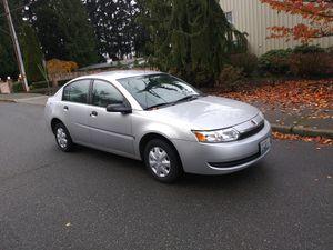 04 Saturn Ion= Toyota, Nissan, Honda, Mazda, Hyundai, Kia, Acura, Ford, Dodge for Sale in Lynnwood, WA