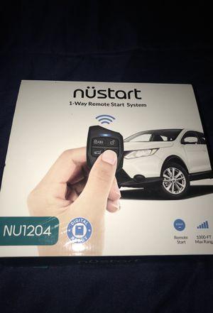 Nustart 1-Way Remote Start System for Sale in Oakland, CA