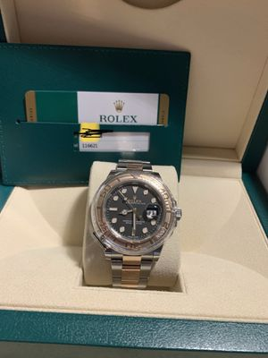 Rolex yachtmaster everose 40mm brand new for Sale in Miami Gardens, FL