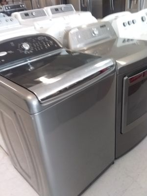 Whirlpool washer and kenmore dryer used good condition 90days warranty for Sale in Mount Rainier, MD