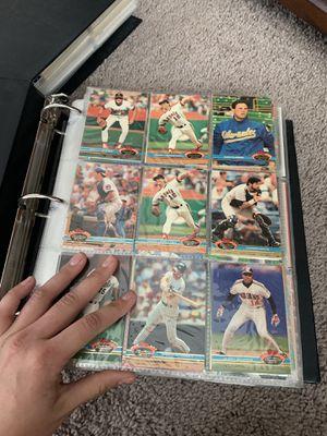 Baseball cards for Sale in McDonough, GA