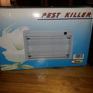 NEW DOUBLE SIDED BUG ZAPPER for Sale in Columbia, SC