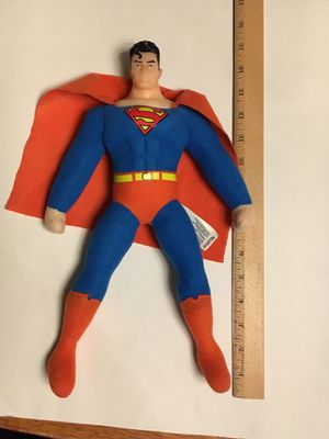 Superman plush doll for Sale in Frederick, MD