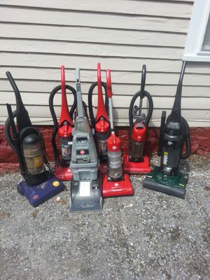 Vacuums $55. Hoover, dirt devil and bisell for Sale in Atlanta, GA