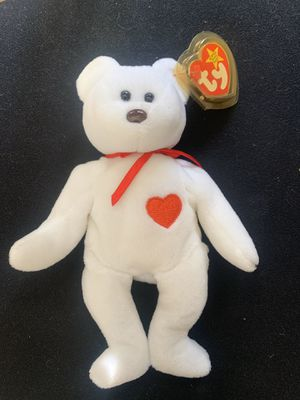 Valentino Beanie Baby with Errors! for Sale in Moreno Valley, CA