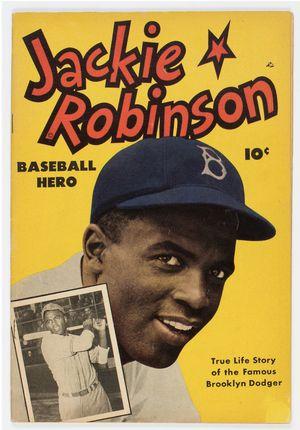 Jackie Robinson, Baseball Hero for Sale in San Diego, CA
