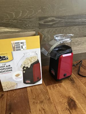 West band air crazy popcorn machine like new!!! for Sale in Gresham, OR