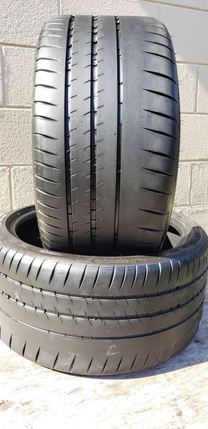 285/30/20 MICHELIN CUP2 for Sale in Tampa, FL