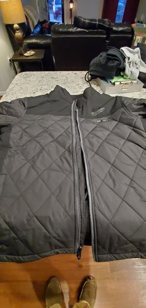 Milwaukee Heated Jacket for Sale in Champaign, IL