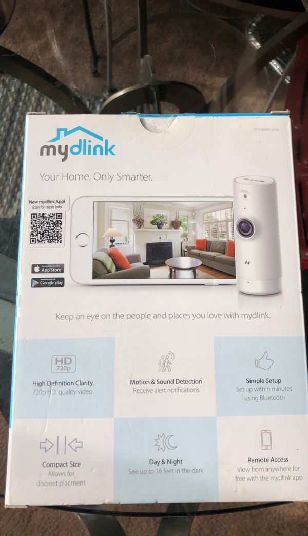 2 pack D-Link security video system Never used!