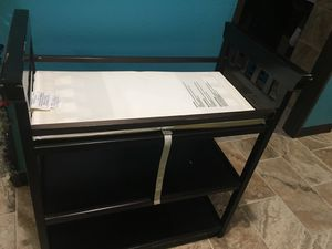 Baby changing table -FREE- Black for Sale in Austin, TX