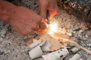 Camping survival fire starter stick for Sale in Phoenix, AZ