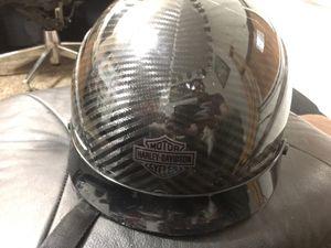 Harley Davidson Large motorcycle helmet for Sale in San Antonio, TX