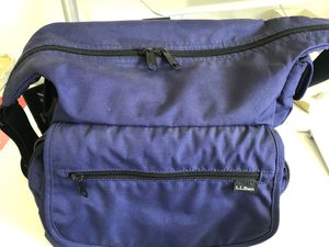 L.L. Bean travel duffle bag laptop gym bag for Sale in Berkeley, CA