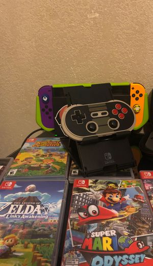 Nintendo Switch super bundle for Sale in Jamul, CA