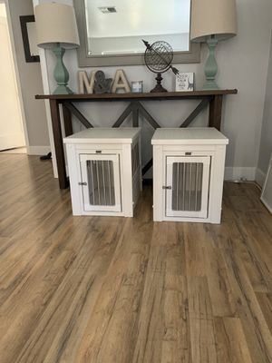 EcoFlex Small dog Crate/End Table for Sale in Stockton, CA