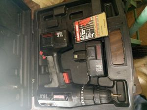 Cordless drill for Sale in Flint, TX
