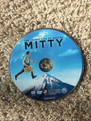 The secret life of Walter Mitty for Sale in Austin, TX