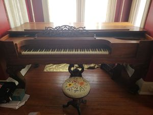 Antique square grand piano for Sale in Falls Church, VA