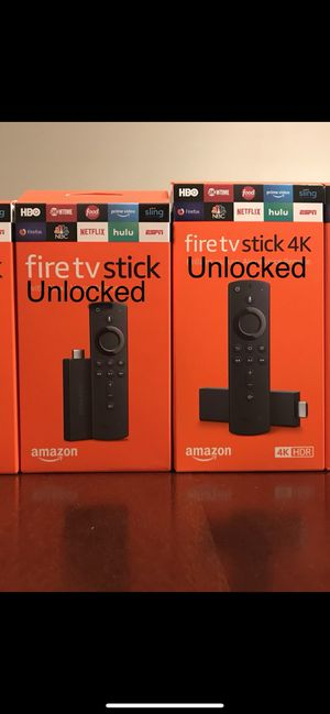 Amazon Fire TV Stick for Sale in Strongsville, OH