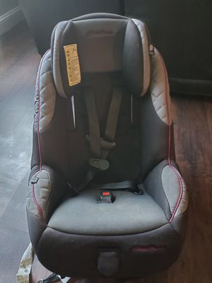 Eddie Bauer booster car seat for Sale in Lubbock, TX