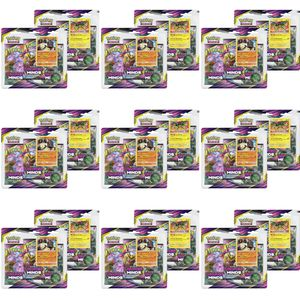 Pokemon Unified Minds Blister Packs Bundle for Sale in Lynnwood, WA