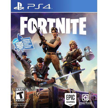 Fortnite Disc Game