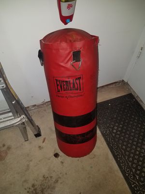 50 lbs everlast bag for Sale in Gambrills, MD