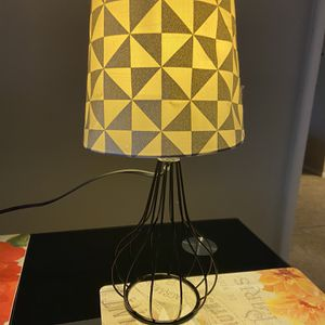 Gray Lamp for Sale in Silver Spring, MD